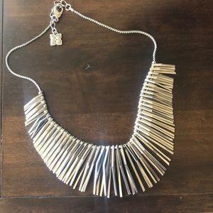 BCBG Max Azria Metal Necklace